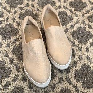 J/Slides platform shoes